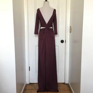 Rachel Pally Knot Back Maxi Dress